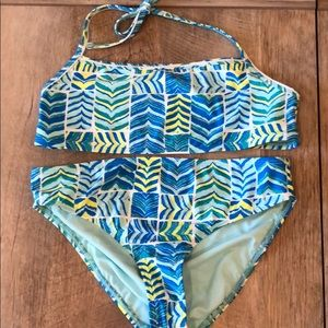Girls Vineyard Vines bikini
